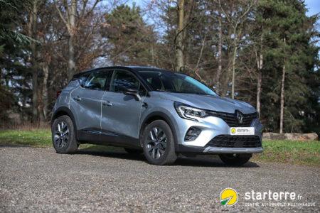 Découverte du Renault Captur E-Tech Plug-in Hybride