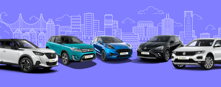La sélection SUV urbains de la rentrée